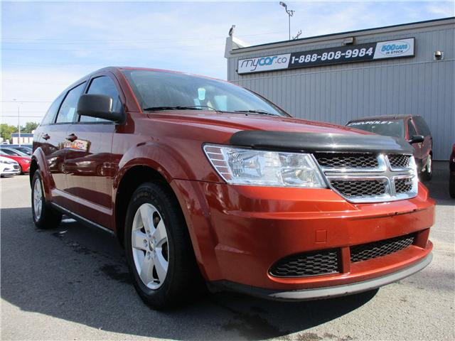 2013 Dodge Journey CVP/SE Plus (Stk: 181451) in Kingston - Image 1 of 11