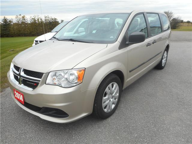 2014 Dodge Grand Caravan SE/SXT (Stk: NC 3664) in Cameron - Image 1 of 8