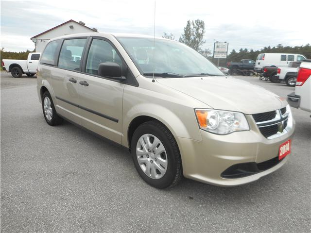 2014 Dodge Grand Caravan SE/SXT (Stk: NC 3664) in Cameron - Image 2 of 8