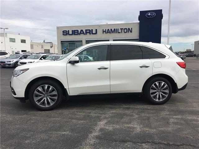 2016 Acura MDX Navigation Package (Stk: S7140A) in Hamilton - Image 1 of 28
