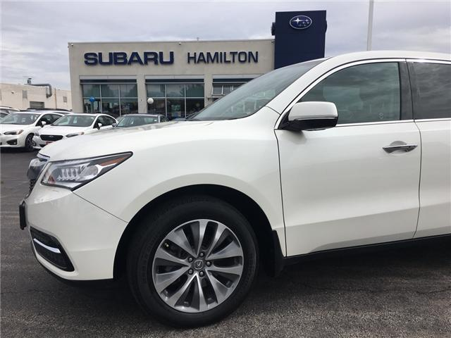 2016 Acura MDX Navigation Package (Stk: S7140A) in Hamilton - Image 2 of 28
