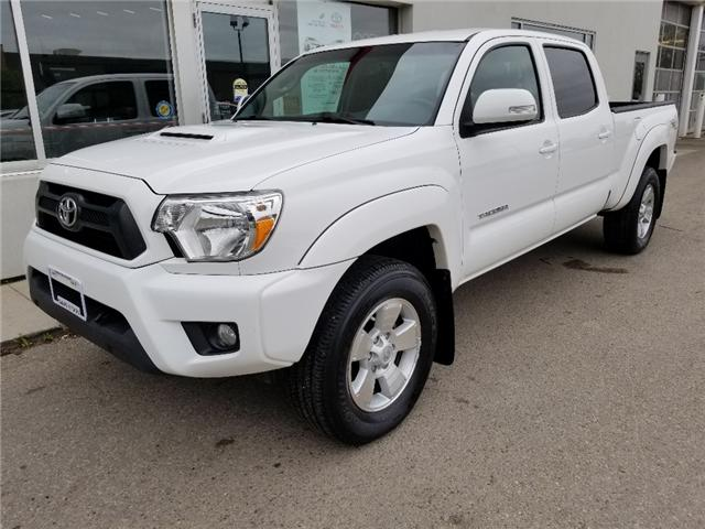 2013 Toyota Tacoma V6 (Stk: U01013) in Guelph - Image 1 of 17