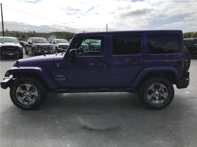 2018 Jeep Wrangler JK Unlimited Sahara (Stk: 10134) in Lower Sackville - Image 2 of 18