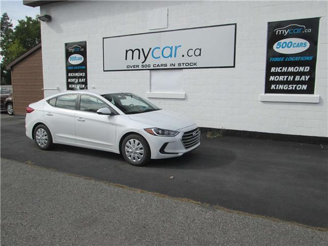 2017 Hyundai Elantra L (Stk: 181453) in Kingston - Image 2 of 12