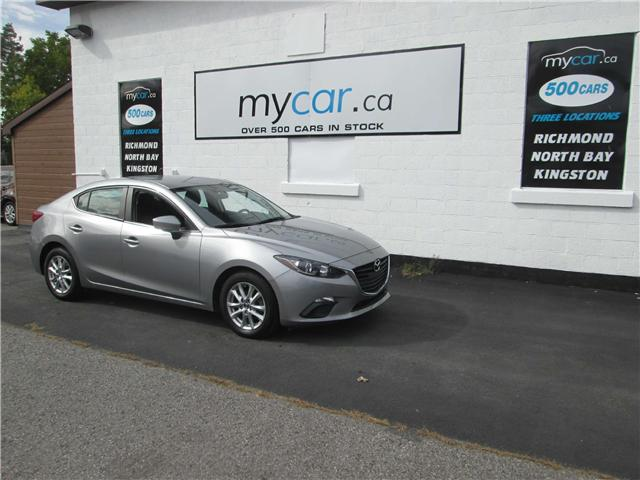 2015 Mazda Mazda3 GS (Stk: 181402) in North Bay - Image 2 of 13