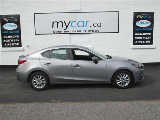 2015 Mazda Mazda3 GS (Stk: 181402) in North Bay - Image 1 of 13