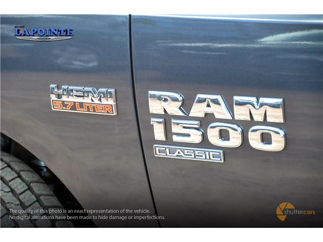 2019 RAM 1500 Classic SLT (Stk: 19115) in Pembroke - Image 7 of 20
