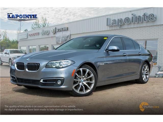 2014 BMW 535d xDrive (Stk: P3394) in Pembroke - Image 2 of 20