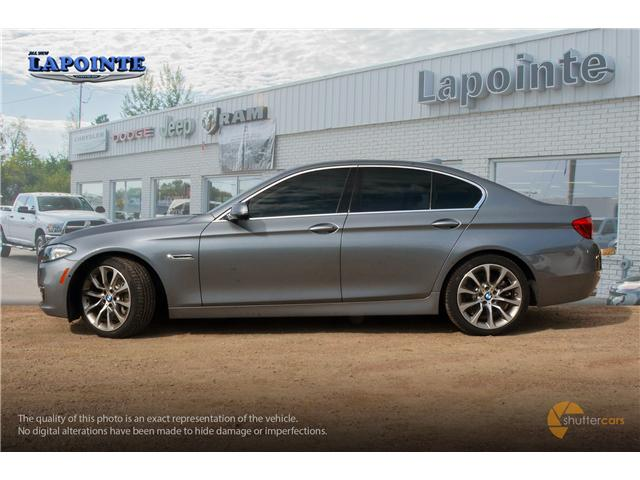 2014 BMW 535d xDrive (Stk: P3394) in Pembroke - Image 3 of 20