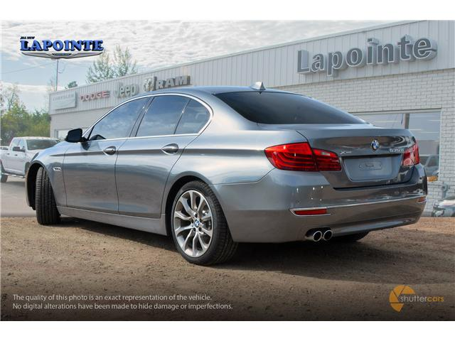 2014 BMW 535d xDrive (Stk: P3394) in Pembroke - Image 4 of 20