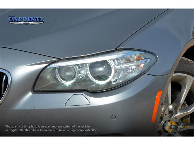 2014 BMW 535d xDrive (Stk: P3394) in Pembroke - Image 7 of 20
