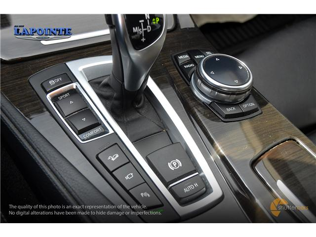 2014 BMW 535d xDrive (Stk: P3394) in Pembroke - Image 18 of 20