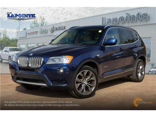 2014 BMW X3 xDrive28i (Stk: P3400) in Pembroke - Image 2 of 20
