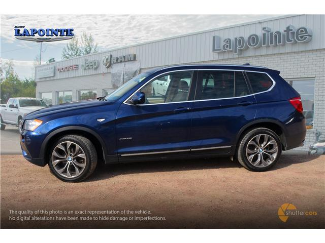 2014 BMW X3 xDrive28i (Stk: P3400) in Pembroke - Image 3 of 20