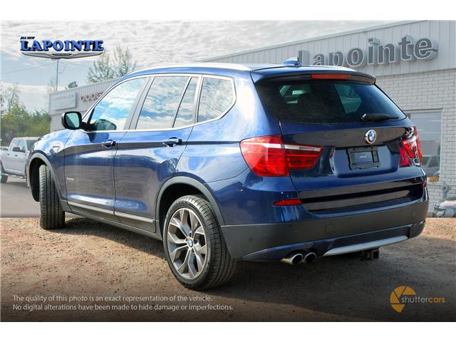 2014 BMW X3 xDrive28i (Stk: P3400) in Pembroke - Image 4 of 20