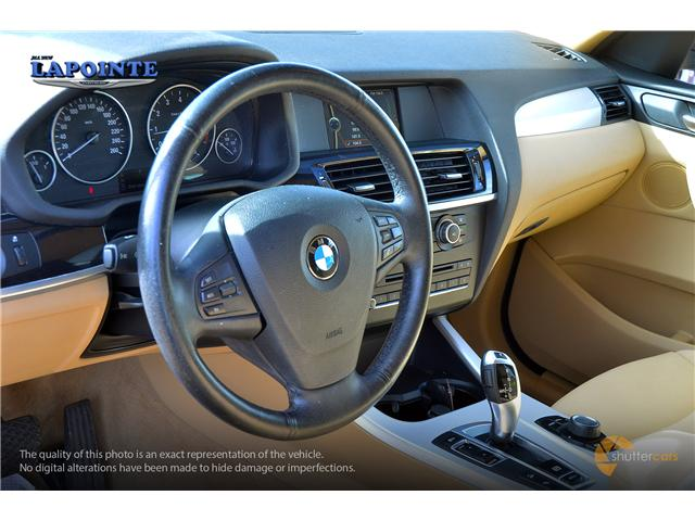 2014 BMW X3 xDrive28i (Stk: P3400) in Pembroke - Image 9 of 20