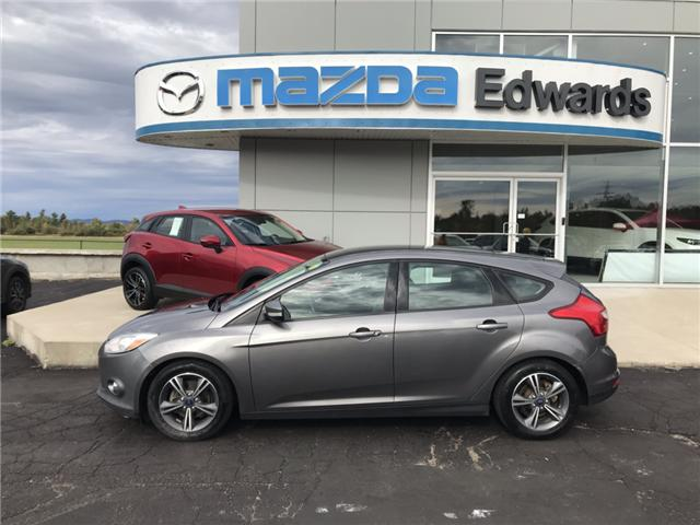 2014 Ford Focus SE (Stk: 21459) in Pembroke - Image 1 of 11