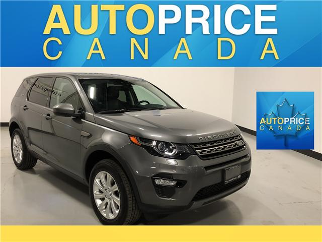 2016 Land Rover Discovery Sport SE (Stk: B9869) in Mississauga - Image 1 of 25