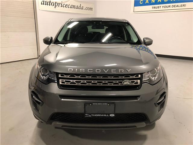 2016 Land Rover Discovery Sport SE (Stk: B9869) in Mississauga - Image 2 of 25