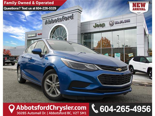 2017 Chevrolet Cruze LT Auto (Stk: AB0768) in Abbotsford - Image 1 of 26