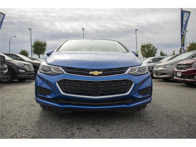 2017 Chevrolet Cruze LT Auto (Stk: AB0768) in Abbotsford - Image 2 of 26