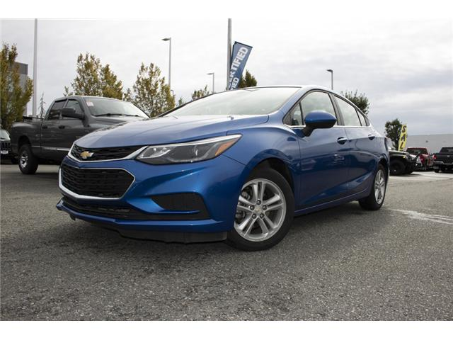 2017 Chevrolet Cruze LT Auto (Stk: AB0768) in Abbotsford - Image 3 of 26