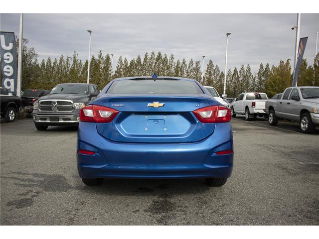 2017 Chevrolet Cruze LT Auto (Stk: AB0768) in Abbotsford - Image 6 of 26