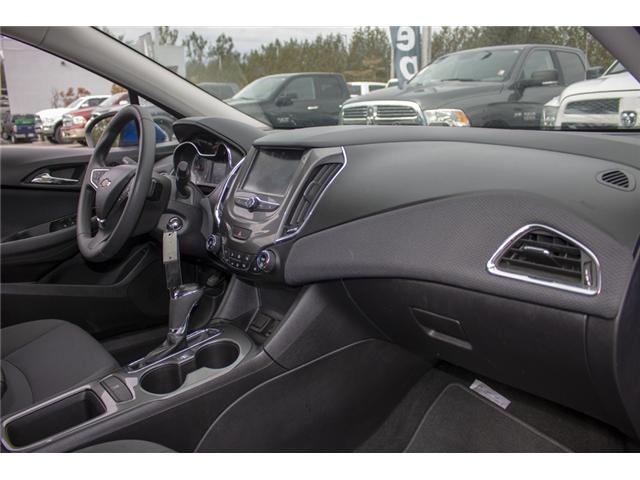 2017 Chevrolet Cruze LT Auto (Stk: AB0768) in Abbotsford - Image 19 of 26