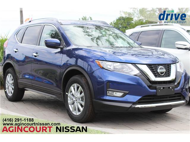 2019 Nissan Rogue SV FWD CVT (Stk: KC706956) in Scarborough - Image 1 of 22