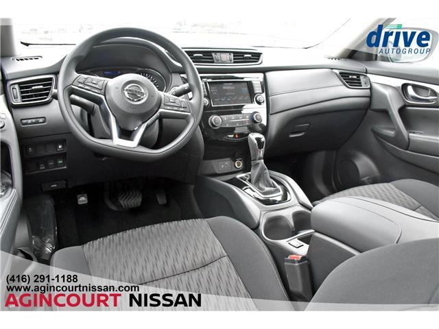 2019 Nissan Rogue SV FWD CVT (Stk: KC706956) in Scarborough - Image 2 of 22