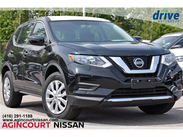 2019 Nissan Rogue S (Stk: KC706101) in Scarborough - Image 1 of 21