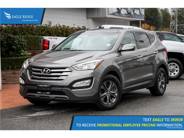 2013 Hyundai Santa Fe Sport 2.4 Luxury (Stk: 131207) in Coquitlam - Image 1 of 18