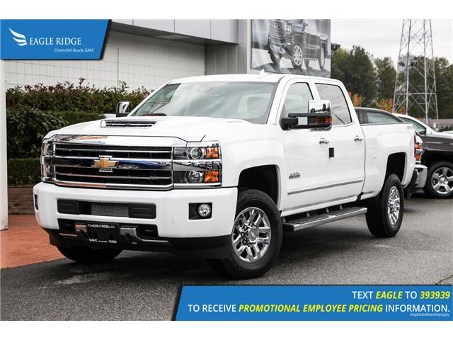 2019 Chevrolet Silverado 3500HD High Country (Stk: 99904A) in Coquitlam - Image 1 of 18