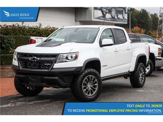 2019 Chevrolet Colorado ZR2 (Stk: 96009A) in Coquitlam - Image 1 of 18