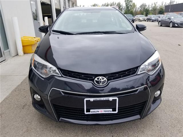 2015 Toyota Corolla S (Stk: U01026) in Guelph - Image 2 of 20