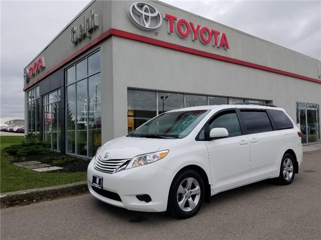 2017 Toyota Sienna LE 8 Passenger (Stk: u01027) in Guelph - Image 1 of 29