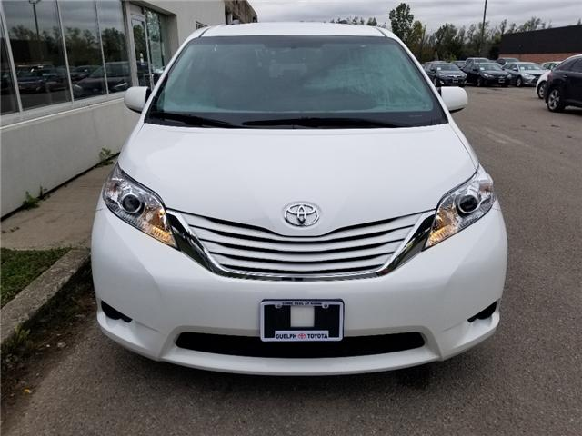 2017 Toyota Sienna LE 8 Passenger (Stk: u01027) in Guelph - Image 2 of 29