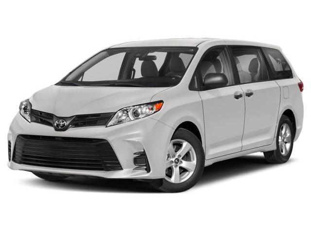 2019 Toyota Sienna LE 8-Passenger (Stk: 19077) in Peterborough - Image 1 of 9