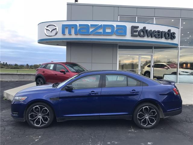 2015 Ford Taurus SHO (Stk: 21474) in Pembroke - Image 1 of 12