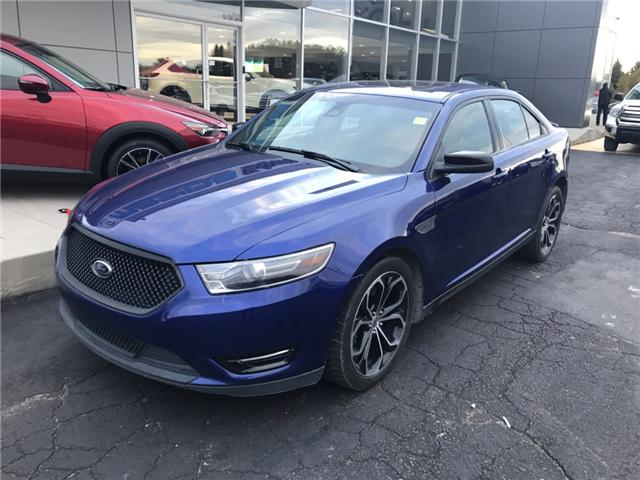 2015 Ford Taurus SHO (Stk: 21474) in Pembroke - Image 2 of 12