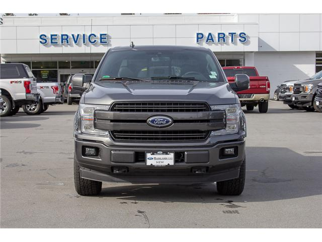 2018 Ford F-150 Lariat (Stk: 8F11328) in Surrey - Image 1 of 30