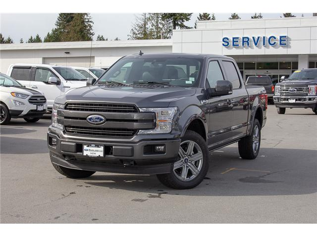 2018 Ford F-150 Lariat (Stk: 8F11328) in Surrey - Image 2 of 30