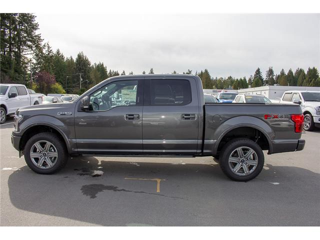 2018 Ford F-150 Lariat (Stk: 8F11328) in Surrey - Image 3 of 30
