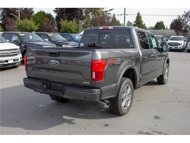 2018 Ford F-150 Lariat (Stk: 8F11328) in Surrey - Image 6 of 30