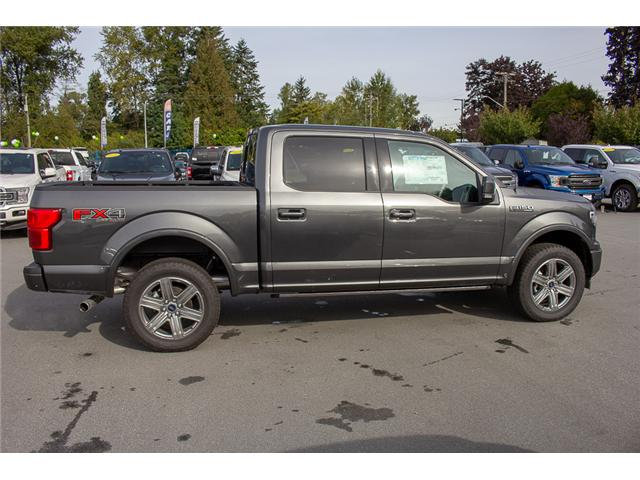 2018 Ford F-150 Lariat (Stk: 8F11328) in Surrey - Image 7 of 30