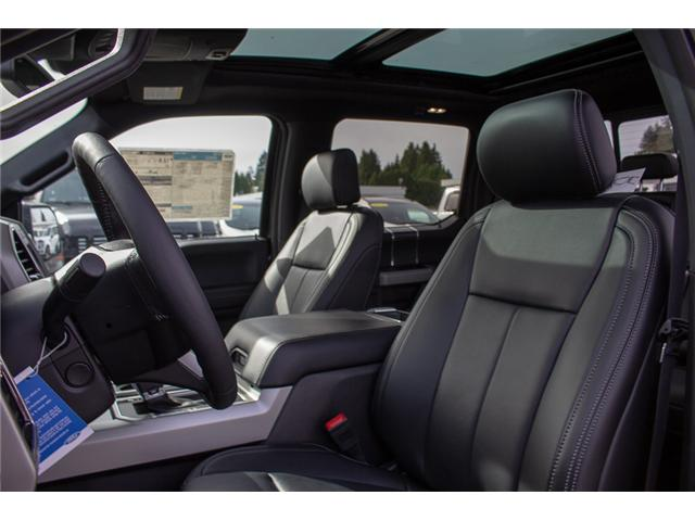 2018 Ford F-150 Lariat (Stk: 8F11328) in Surrey - Image 15 of 30