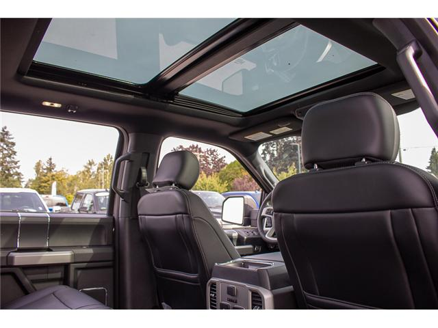 2018 Ford F-150 Lariat (Stk: 8F11328) in Surrey - Image 20 of 30