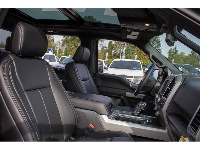 2018 Ford F-150 Lariat (Stk: 8F11328) in Surrey - Image 22 of 30