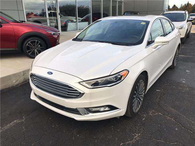 2017 Ford Fusion SE (Stk: 21488) in Pembroke - Image 2 of 10