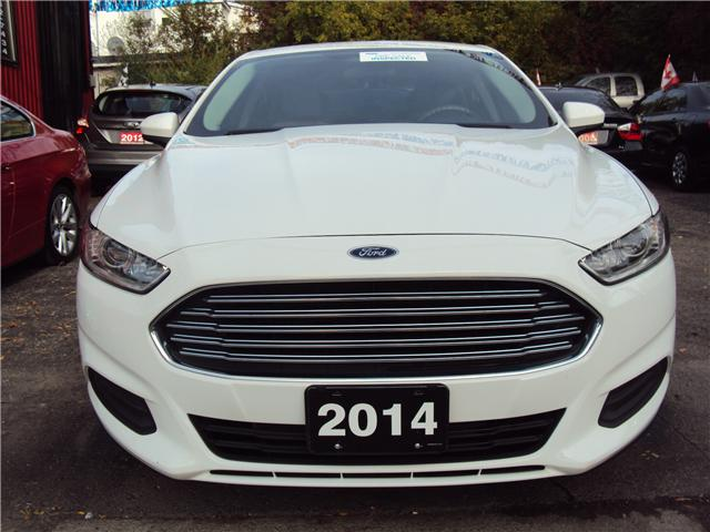 2014 Ford Fusion S (Stk: ) in Ottawa - Image 2 of 23